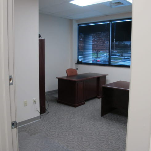 First Floor Window Office